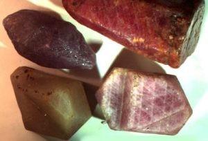 Gem Stone Identification
